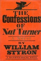 Book cover Nat Turner